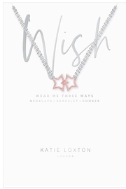 Katie Loxton Wish Sparkling Trio - Front cropped
