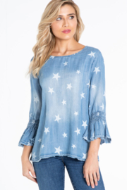 Multiples Wish Upon a Star Blouse - Product Mini Image