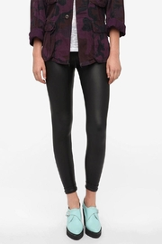Wish Vegan Leather Leggings - Product Mini Image