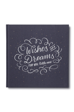 Compendium Books WISHES & DREAMS FOR YOU LITTLE ONE - Alternate List Image