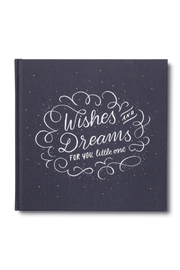 Compendium Books WISHES & DREAMS FOR YOU LITTLE ONE - Product Mini Image