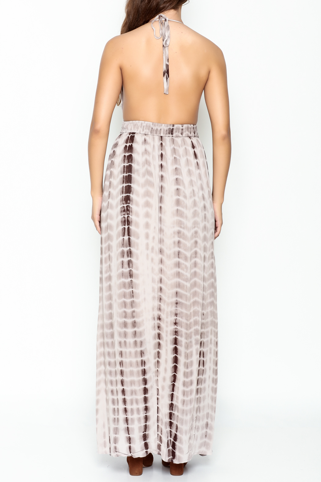 Wishlist Aria Maxi Dress - Back Cropped Image