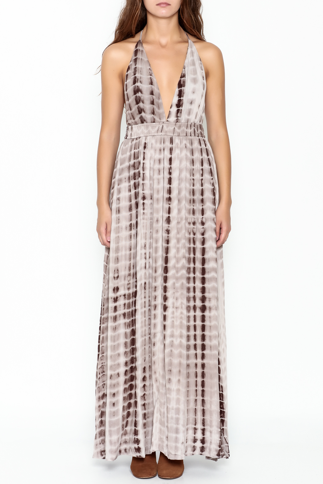 Wishlist Aria Maxi Dress - Front Full Image