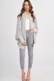 Wishlist Batwing Sleeve Cardigan - Front full body