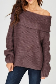 Wishlist Big Knit Sweater - Product Mini Image
