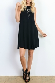 Wishlist Black Swing Dress - Product Mini Image