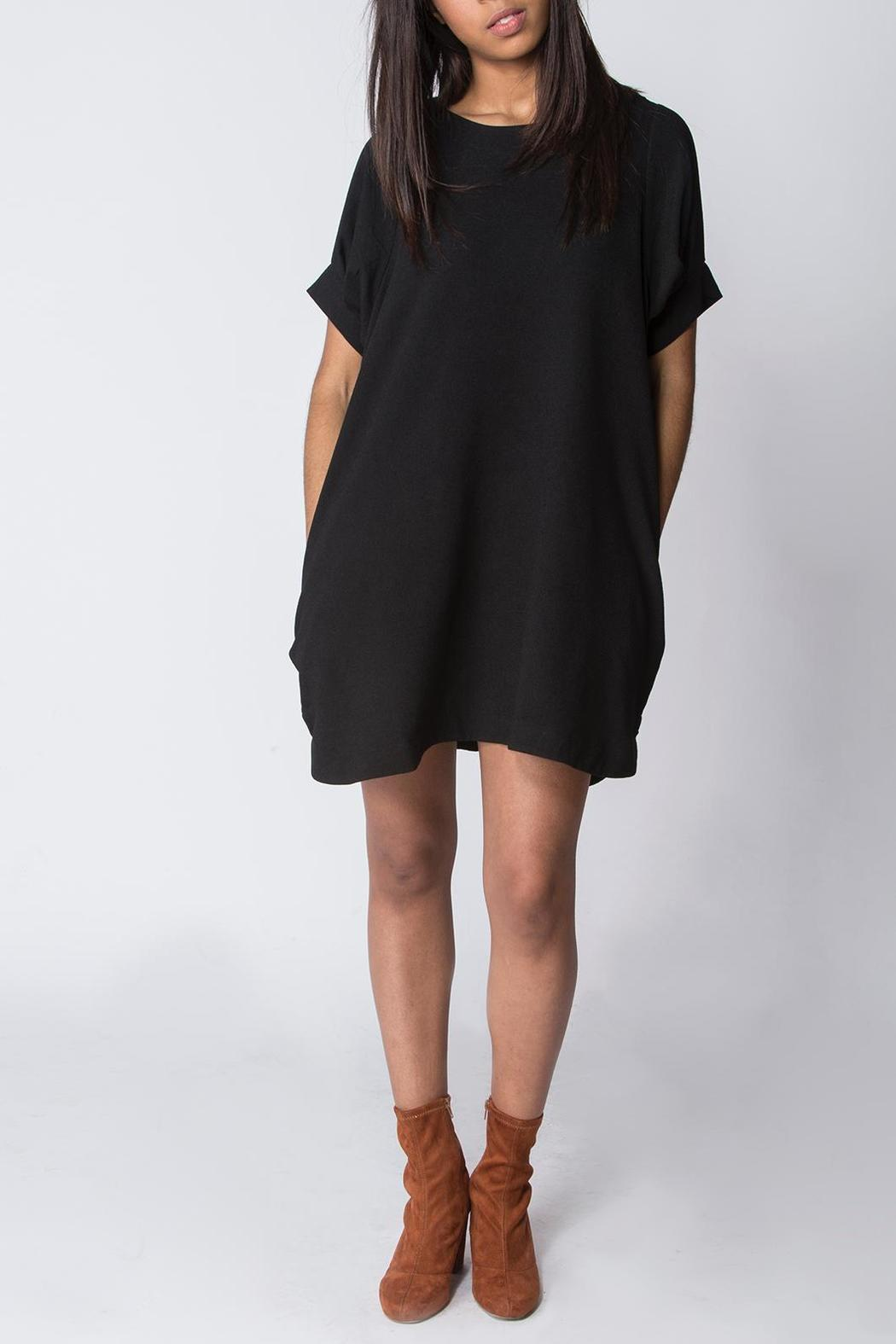 Wishlist Boxy Shift Dress - Front Full Image
