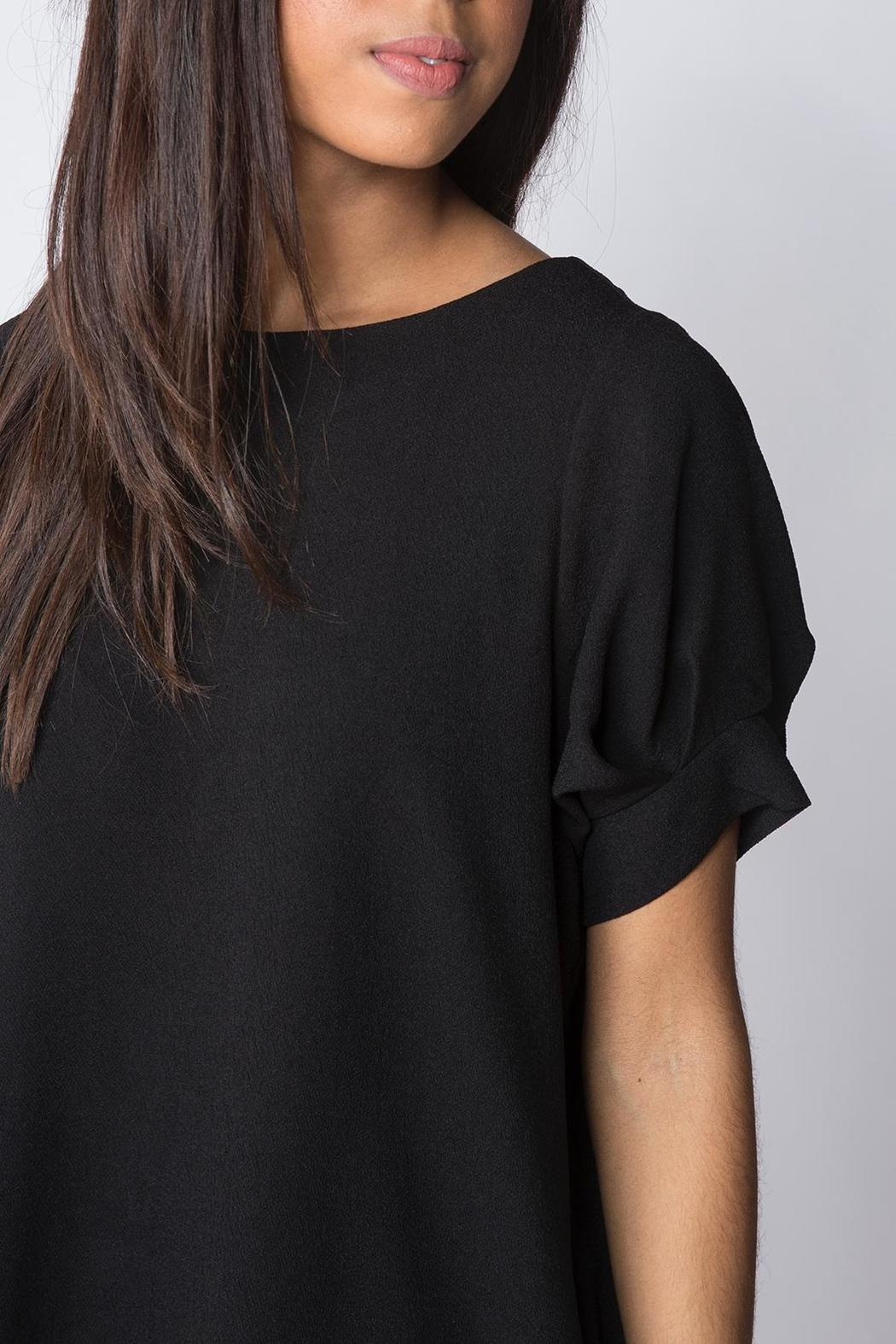 Wishlist Boxy Shift Dress - Side Cropped Image