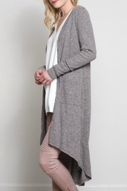 Wishlist Button-Down Knit Cardi - Product Mini Image