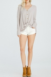 Wishlist Button Up Thermal - Product Mini Image