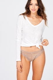 Wishlist Cheeky Lace Panty - Front cropped