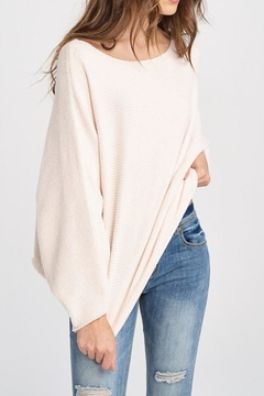 Shoptiques Product: Chenille Batwing Sweater