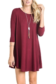 Wishlist Criss Cross Dress - Front cropped