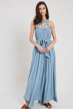 Wishlist Cut-Out Collar Maxi - Product List Image