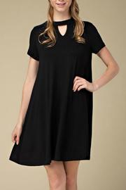 Wishlist Cutout Swing Dress - Product Mini Image