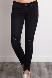 Wishlist Destroyed Skinny Jeans - Product Mini Image