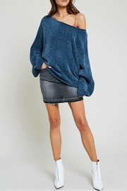 Wishlist Dolman Chenille Sweater - Product Mini Image