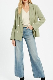 Wishlist Double Breasted Jacket - Front full body