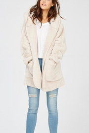 Wishlist Extra-Soft Sherpa Jacket - Product Mini Image