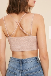 Wishlist Floral Lace Bralette - Front full body