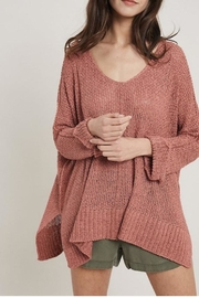 Wishlist Ginger Knit Sweater - Product Mini Image