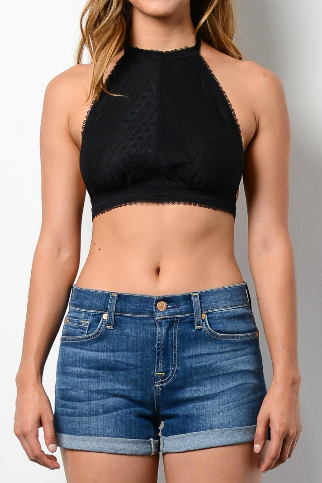 a164c9b351 Wishlist Halter Top Bralette from New Jersey by Making Waves ...