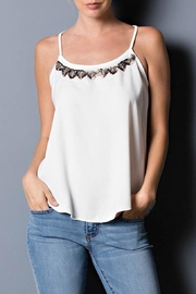 Wishlist Jeweled Camisole - Product Mini Image