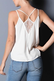 Wishlist Jeweled Camisole - Front full body