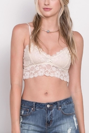 Wishlist Lace Bralette - Product Mini Image