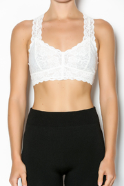 Wishlist Lacy Racer Back Bralette - Other