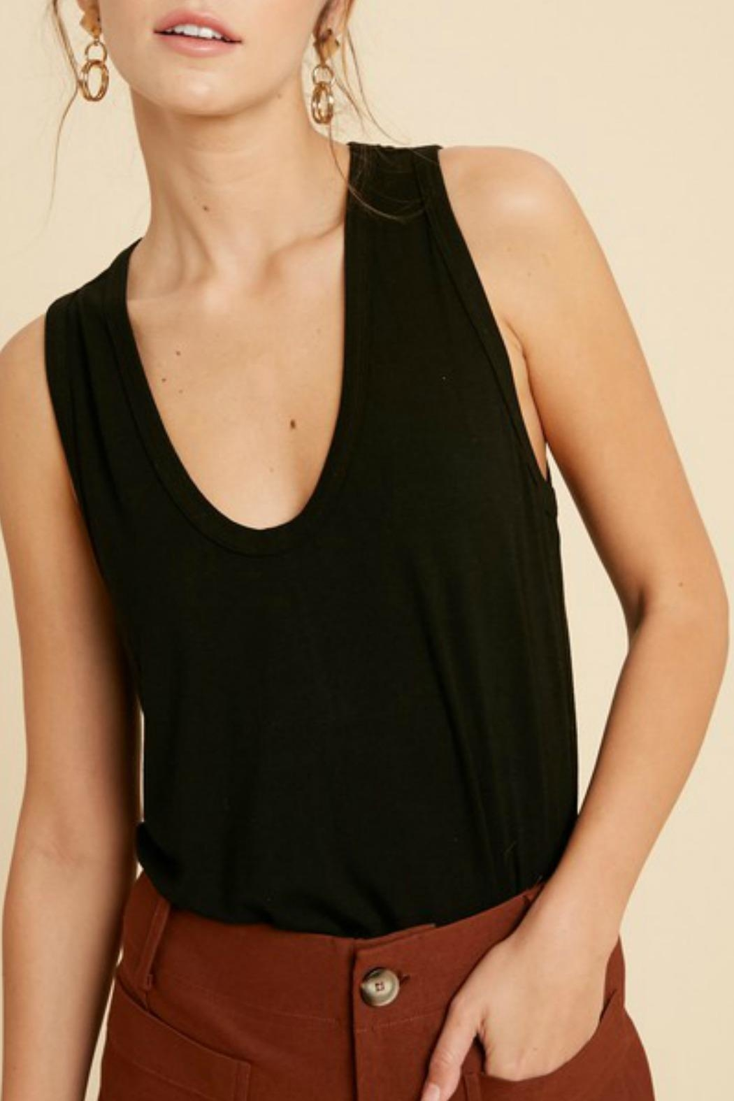 Wishlist Layer Up Tank - Side Cropped Image