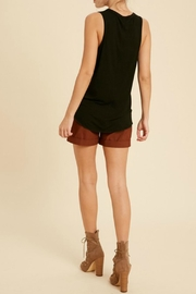 Wishlist Layer Up Tank - Front full body
