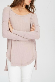 Wishlist Longsleeve Thermal Top - Product Mini Image