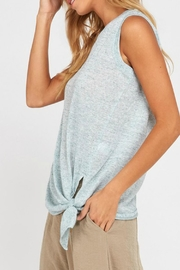 Wishlist Mandy Knotted Tank - Front full body