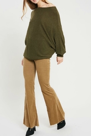 Wishlist Melanie Dolman-Sleeve Sweater - Product Mini Image