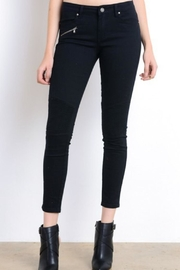 Wishlist Moto Jeggings - Product Mini Image