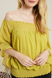 Wishlist Off Shoulder Top - Product Mini Image