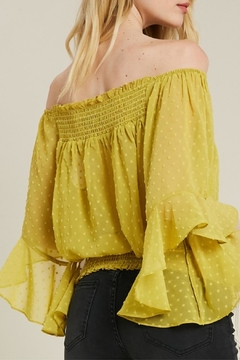 Wishlist Off Shoulder Top - Alternate List Image
