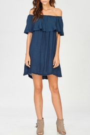 Wishlist Off-The- Shoulder Dress - Product Mini Image