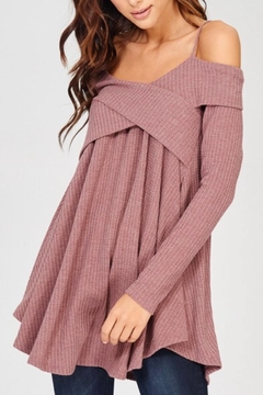 Shoptiques Product: Off-The-Shoulder Thermal