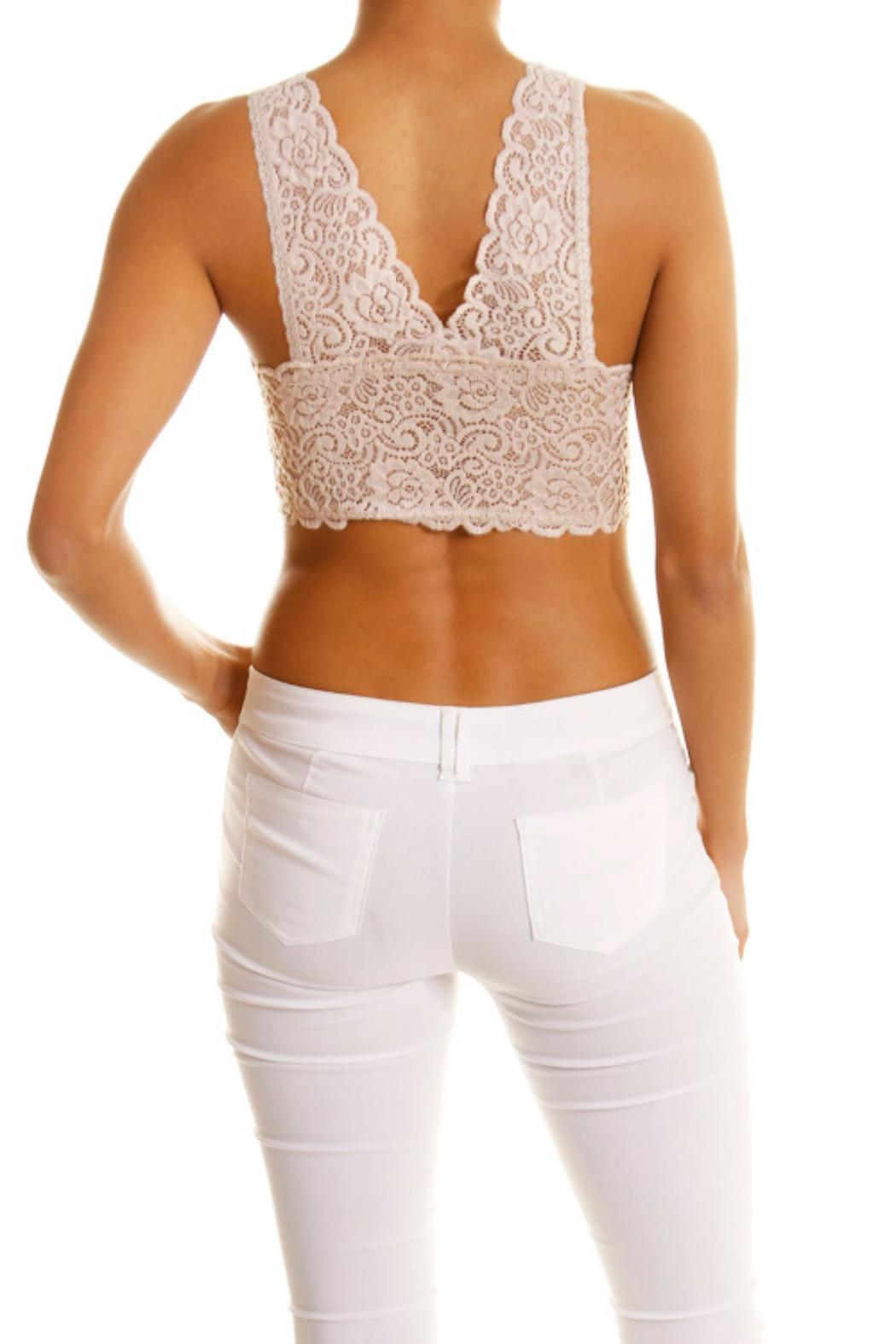 0bf40c50d3 Wishlist Pretty Lace Bralette from Minnesota by 17 STREET — Shoptiques
