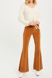 Wishlist Pull-On Cord Flare - Front full body