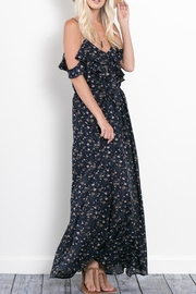 Wishlist Rebecca Floral Maxi Dress - Front cropped