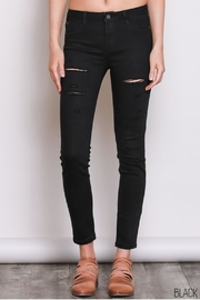 Wishlist Ripped Skinny Jeans - Product Mini Image