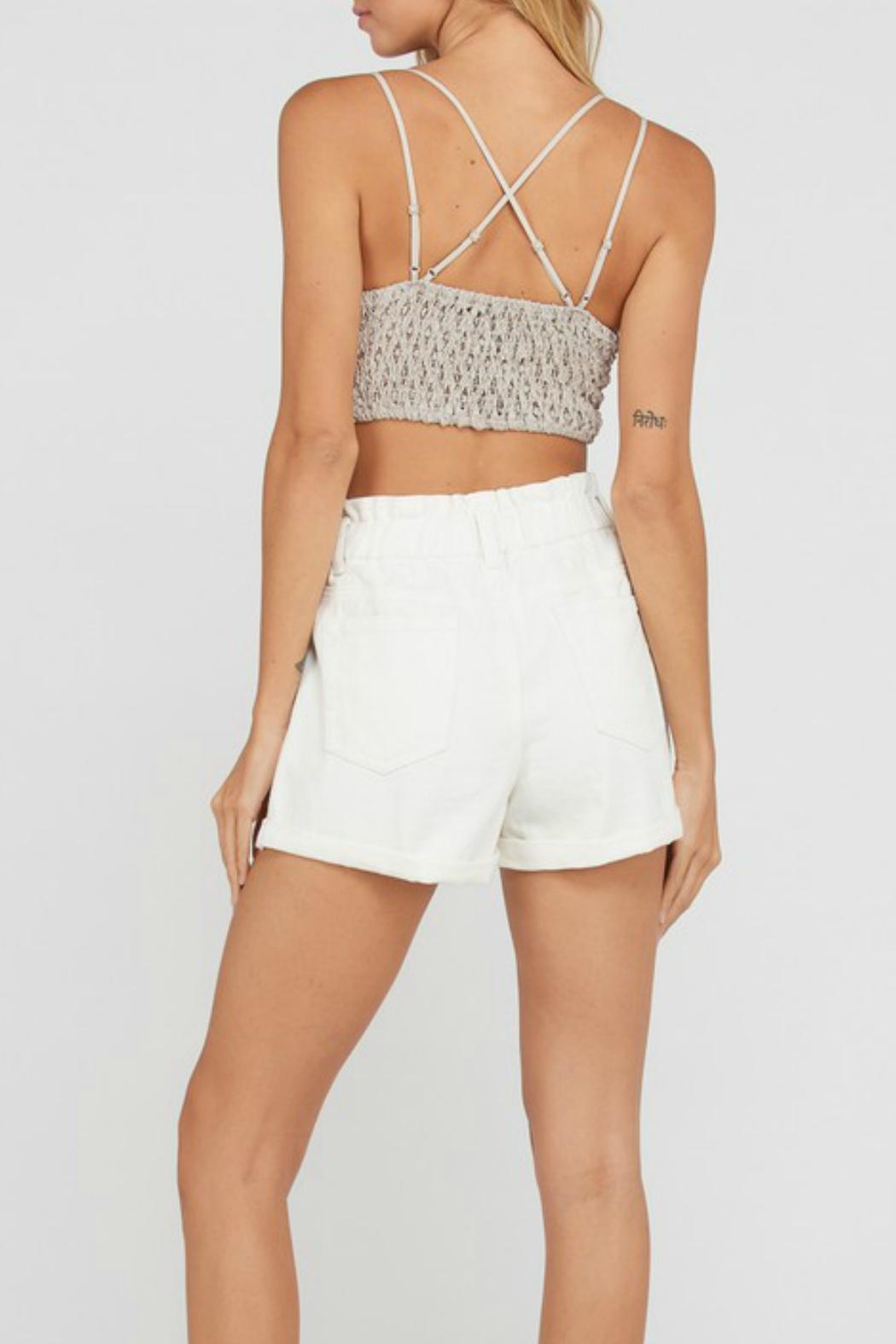 ee7eeaec3b8e7d Wishlist Scalloped Lace Bralette from Texas by POE and Arrows ...