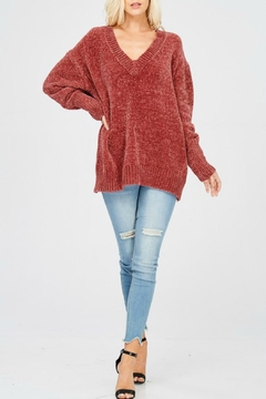 Shoptiques Product: Spiced Chenille Sweater