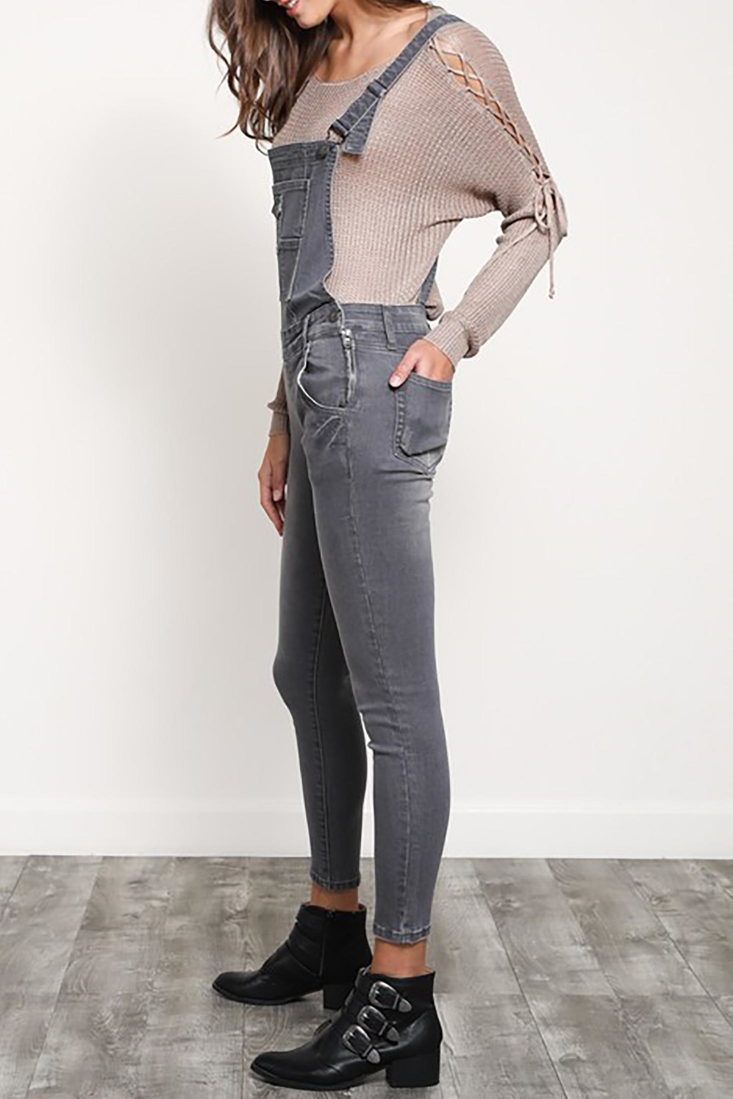 Wishlist The Meredith Overall - Front Full Image