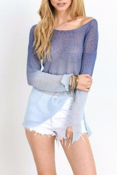 Shoptiques Product: Tiedye Thin Sweater
