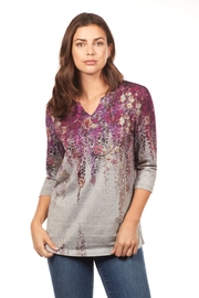 FDJ French Dressing Wisteria Knit Top - Product Mini Image