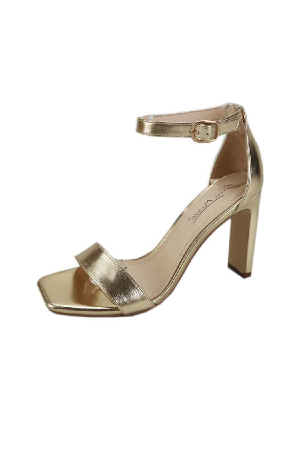 anne michelle Witcher-03 Heeled Sandal - Main Image
